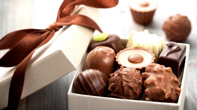 Конфеты в шоколаде