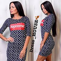 """Женское платье """"Supreme LV"""" OS-455"""