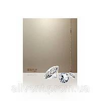 Вентилятор Silent 100 CZ Design Champagne Swarovski