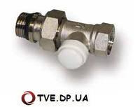 Кран радиаторный IVR (Mercury 535) прямой нижний Ду15