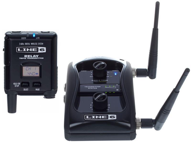 Инструментальная радиосистема Line6 Relay G50