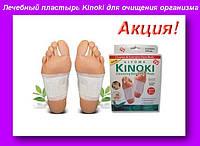 Лечебный пластырь Kinoki (Киноки ) для очищения организма. Пластыри на стопы. Токсиновыводящие пластыри!Акция