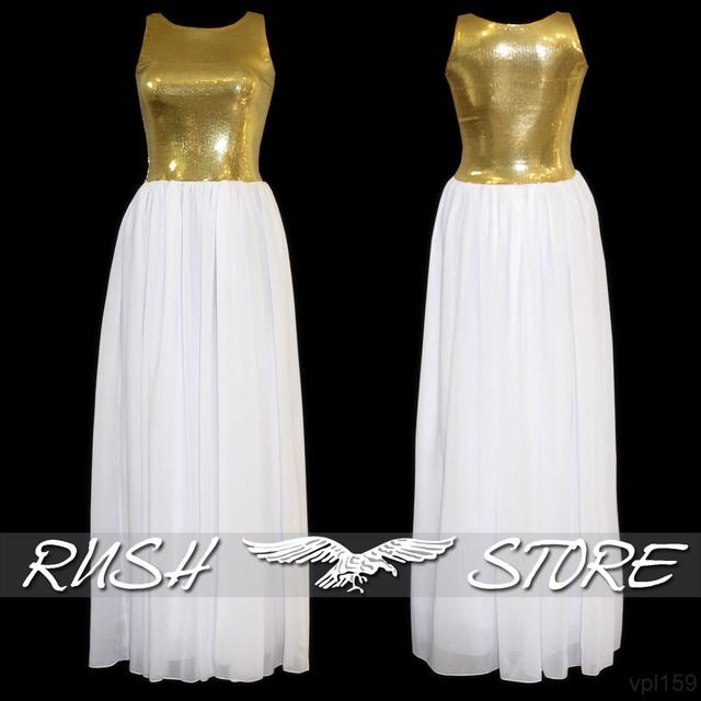 Вечернее платье в пол