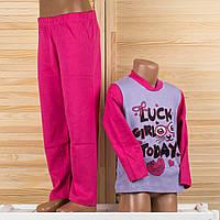 Детская пижама на девочку Турция. Moral 04-6 6/7. Размер на 6/7 лет.