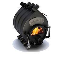 Печь булерьян (тип-00 С12стекло 240xR120)CALGARY