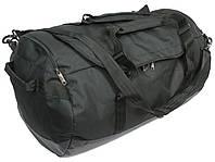Большая дорожная сумка Bagland Баул 90466 106 л, черный