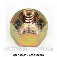 Гайка со сферическим торцом от М6 до М48, ГОСТ 14727-69, DIN 6330