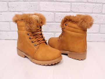 Зимние ботинки Timberland (Тимберленд)