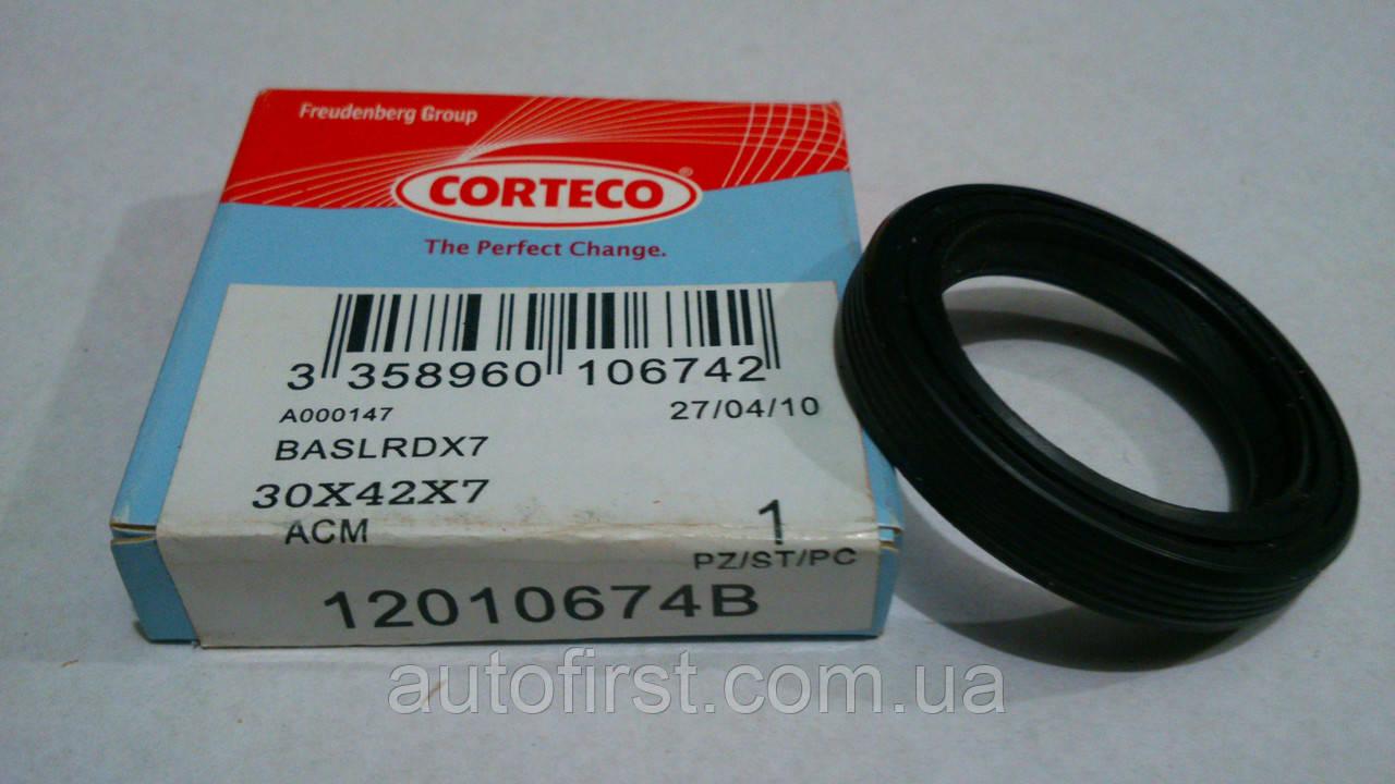 Сальник коленвала передний Corteco 12010674B на Lanos 8-16V
