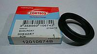 Corteco 12010674B сальник коленвала передний Lanos 8-16V