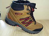 Зимние турецкие мужские ботинки (40-44 размеры)