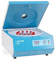 Центрифуга лабораторная медицинская Liston C 2201 с ротором CRA 1215