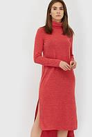 Тепле червоне плаття-максі Helga