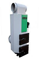 Твердопаливний теплогенератор Адес ТГ-35 кВт (повітряний котел), фото 1