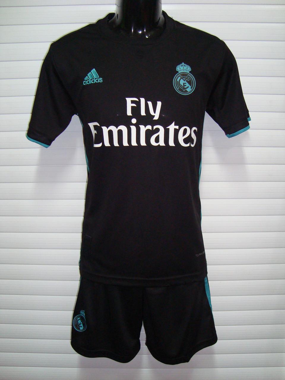 15f8c0e56422 Футбольная форма взрослая Реал Мадрид сезон 2017-2018 - купить по ...
