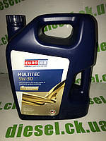 Масло моторное Eurolub 5w30 Multitec 5L Renault RN0700; Ford WSS-M2C-913-D