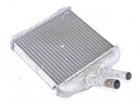 Радиатор печки Daewoo Lanos (плоские соты)
