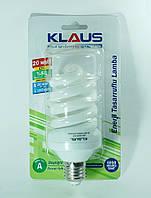 Энергосберегающая лампа Klaus 20W E27 Холодный свет