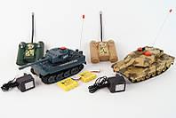 Танковый бой на радиоуправлении 508-10