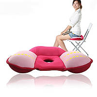 Корректор осанки, Подушка для снятия напряжения позвоночника при длительном сидении