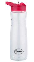 Бутылка для воды из тритана на 750 мл Con Brio CB-380 красн