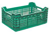 Ящики пластиковые ряба 600 x 400 x 260 / 220