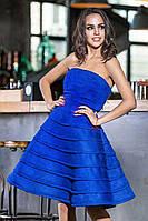 Платье Парадиз (6цв), платье до колена, беби долл платье, дропшиппинг поставщик