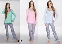 Жіноча піжама Wiktoria модель 113
