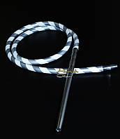 Шланг для кальяна Candy x Metal Silver