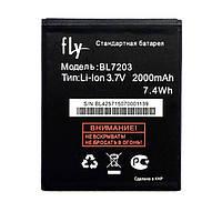 Аккумулятор Fly IQ4405 BL7203 2000 mAh (BL7203)