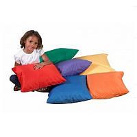 Детский набор подушек из кожзама