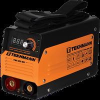 Сварочный аппарат-инвертор Tekhmann TWI-250 D + 7.5 кг электродов Tekhmann