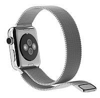 Ремень для Apple Watch Milanese Metal Magnetic 42mm Silver (00000050939)