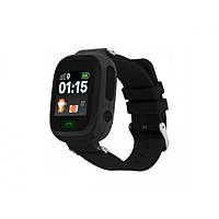 Смарт-часы детский Smart Baby Watch Q100 Black (Baby Watch Q100 Black)
