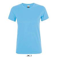 Женская футболка с круглой горловиной SOL'S REGENT WOMEN