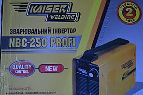 Зварювальний інвертор Kaiser NBC-250 ROFI
