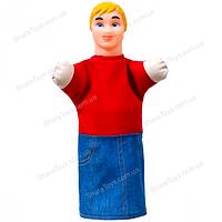 """Кукла - перчатка """" ТРУБАДУР """""""