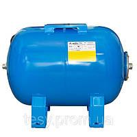 Гидроаккумуляторы для систем водоснабжения Elbi AFH 50, 50 л. горизонтальный