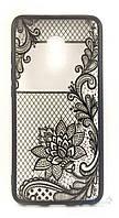 Накладка для Huawei Y3 2017 Rock Tatoo Art Case Magic Flowers