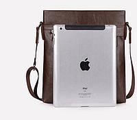 Чоловіча шкіряна сумка. Модель 63263, фото 8