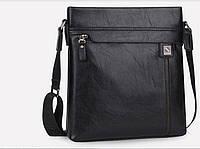 Чоловіча шкіряна сумка. Модель 63263, фото 6