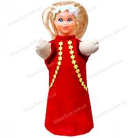 "Кукла - перчатка "" ПРИНЦЕССА """