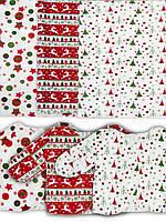 Детская пеленка и распашонка Новый год