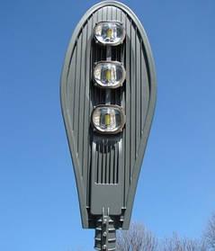 Светодиодный уличный консольный светильник SL 48-150 150W 3000K IP65 Люкс Плюс Код.59075