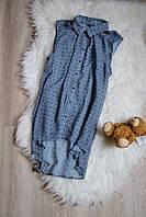 Блуза с удлиненной спинкой H&M