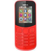 Мобильный телефон Nokia 130 Dual Sim NEW Red (Nokia 130 DS NEW Red)