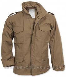 Куртка US FIELDJACKET M65 с подстежкой цвет кайот  Германия