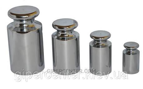 Набор калибровочных гирь Техноваги (1 мг - 100 г), класс точности Е2, эталонные, фото 2