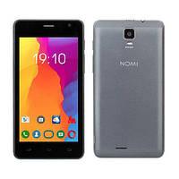"Смартфон Nomi i4510 BEAT M Grey серый (2SIM) 4,5"" 1/8GB 0,3/5Мп 3G оригинал Гарантия!"
