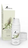 Крем флюид для лица Sativa увлажняющий №29 для всех типов кожи, 50мл